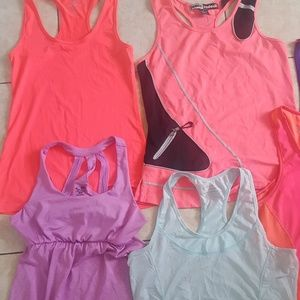 Other - Women's lot of workout clothes.